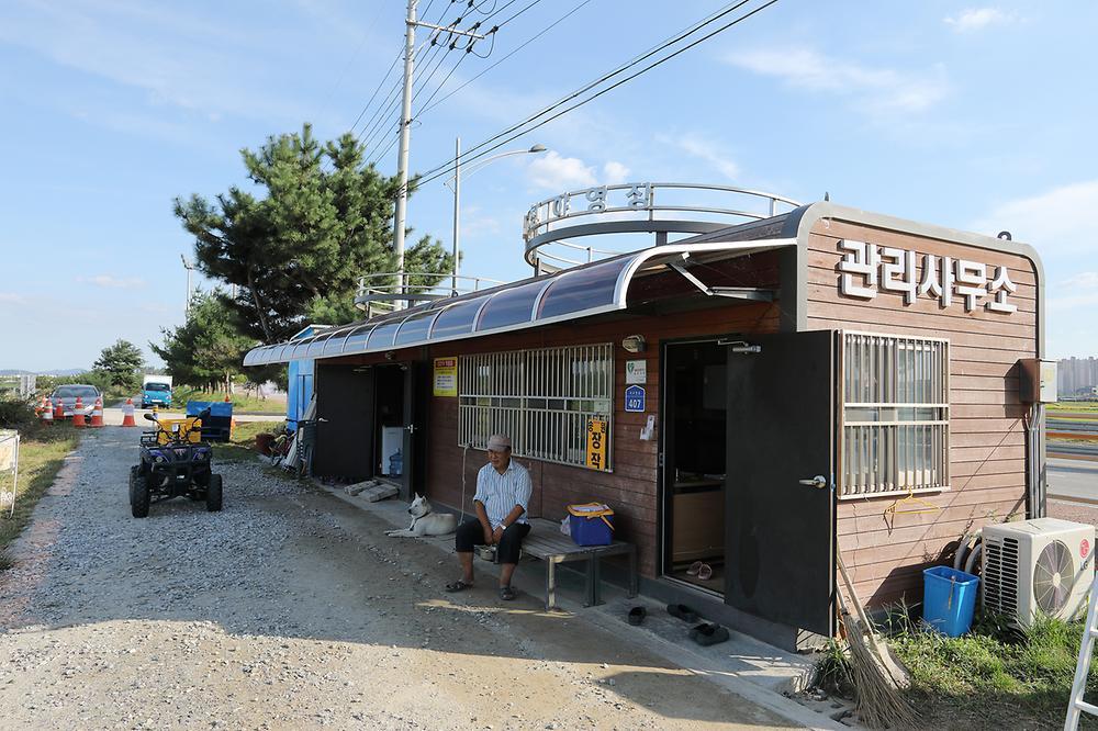 아산곡교천야영장