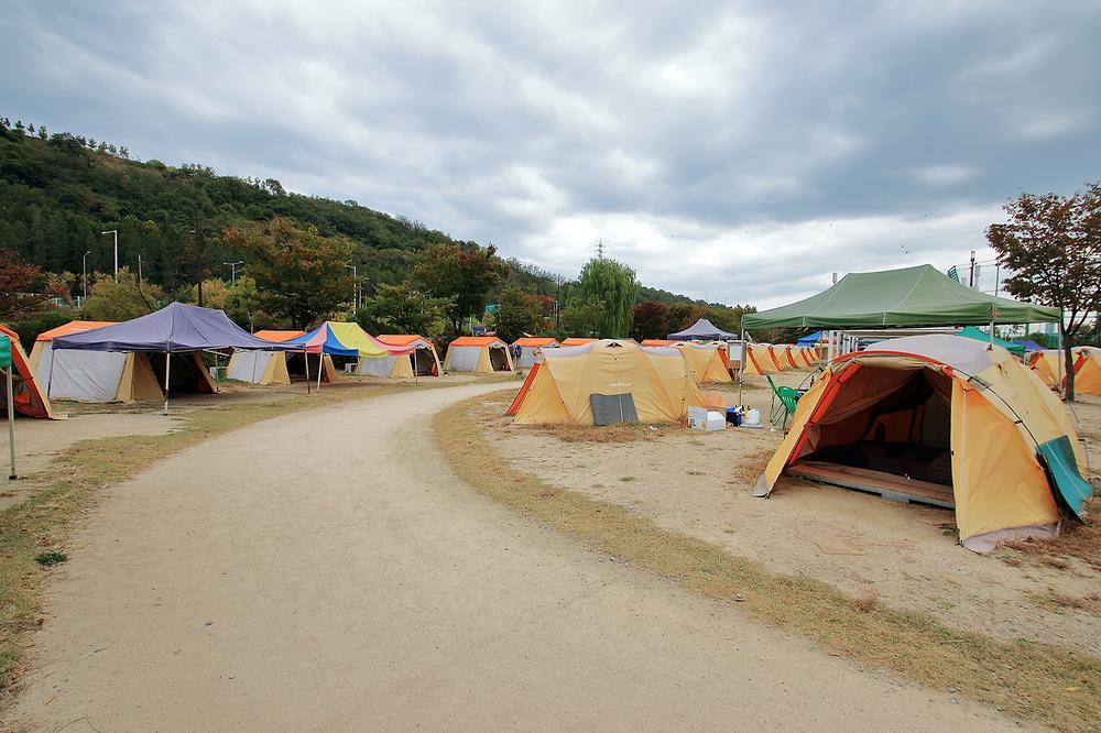 한강공원 난지캠핑장