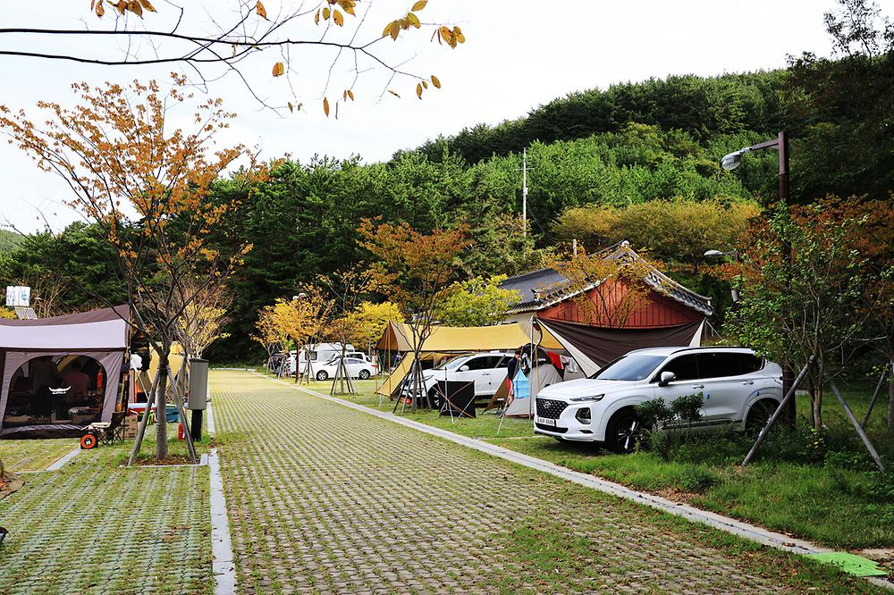 통제영오토캠핑장