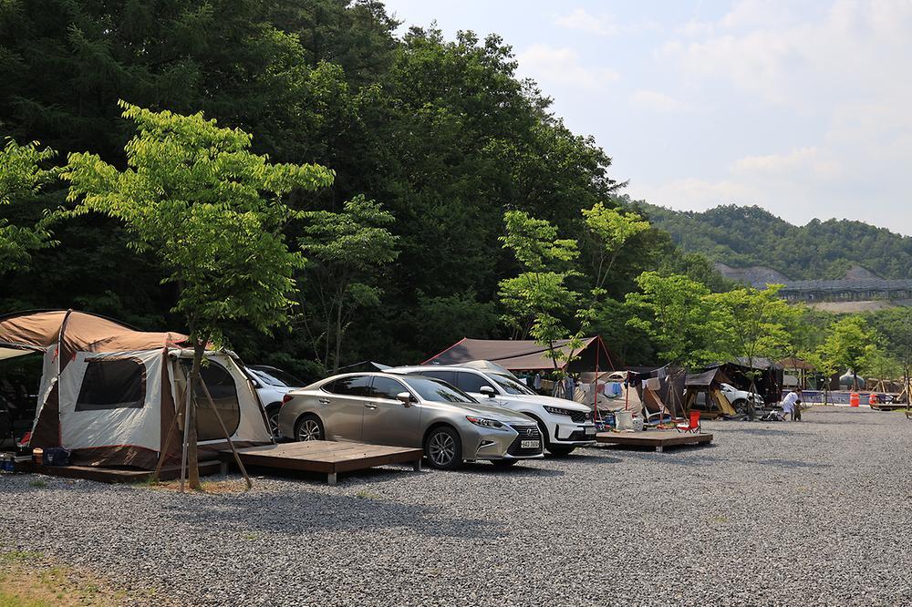 펫힐링 달빛동물원 캠핑장