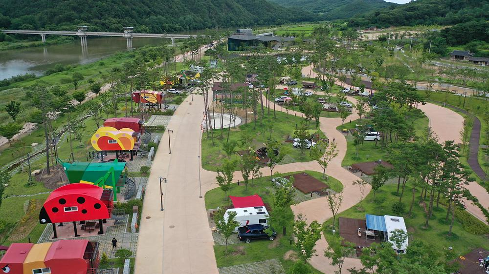 삼강나루캠핑장